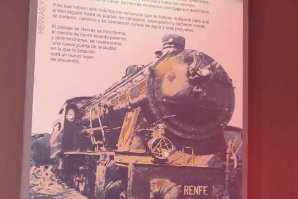 El Tren en Hervas