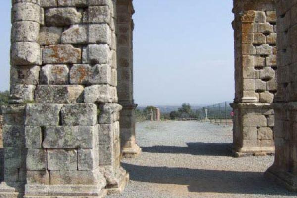 Arco Romano de Caparra