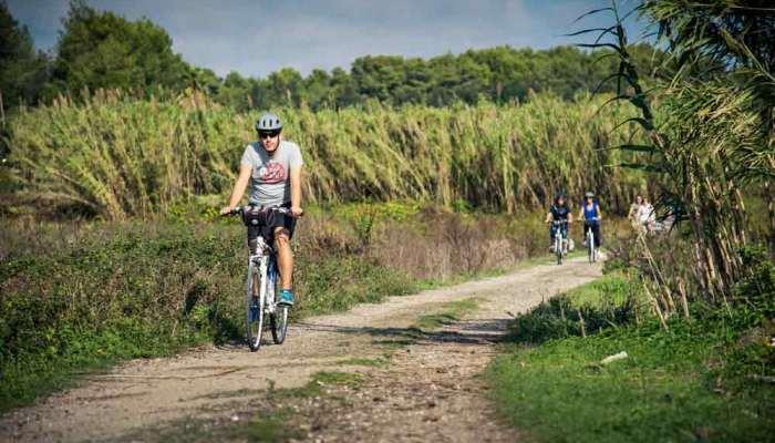 El Salento en bici