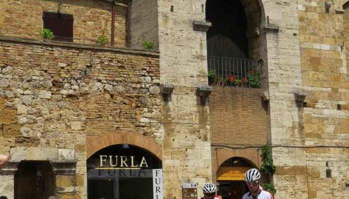 Descubre Toscana en bici