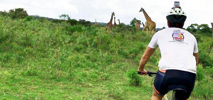 Africa en bicicleta