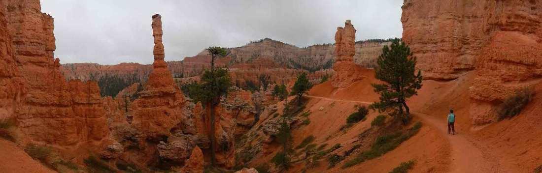 Senderismo en Parques Nacionales