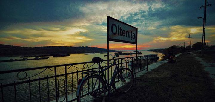 El rio Danubio en bicicleta