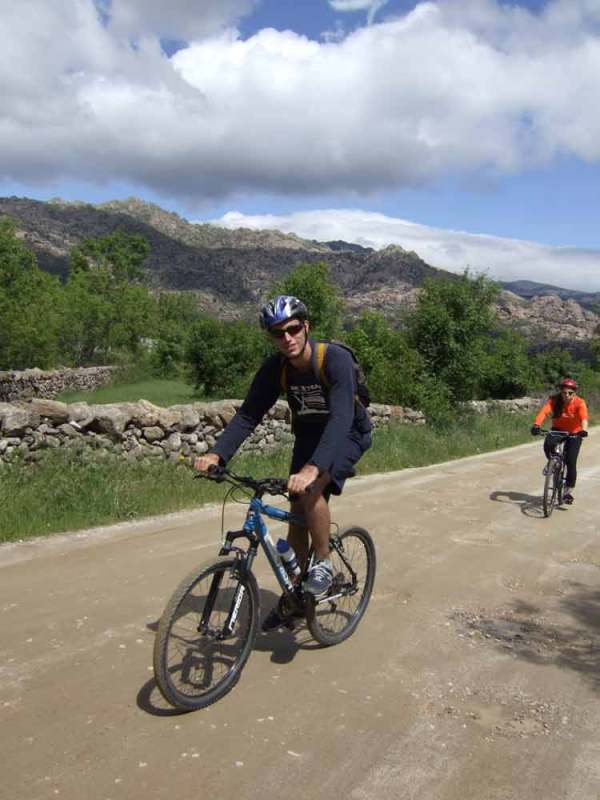Sierra de Guadarrama con Rutas Pangea
