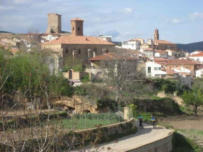 viaje en bici por el Sistema Iberico con Rutas Pangea