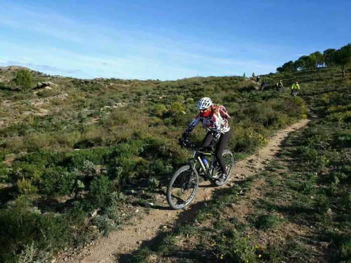 Viaje en bici por el Camí de Sant Jaume
