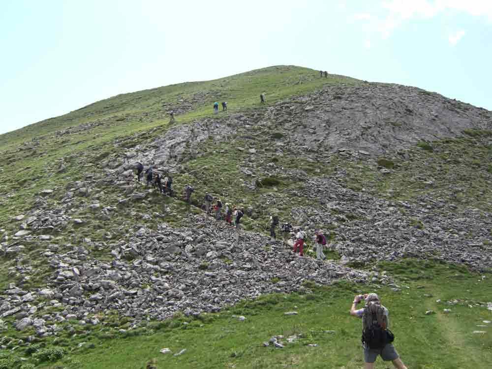 Viaje de senderismo en Pirineos