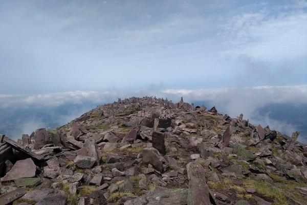 Penitentes del monte Hautza / Autza