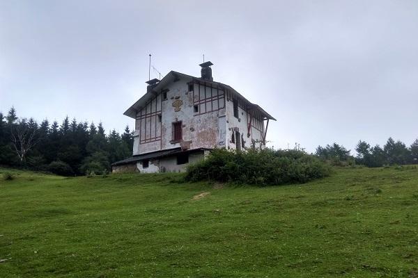 Antiguo cuartel de Mikeletes