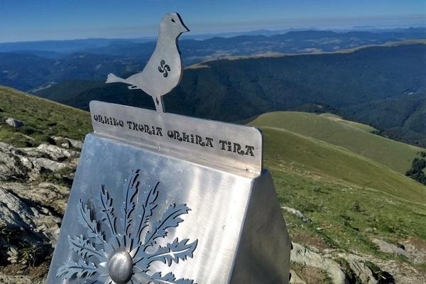 Pico Orhi Pic D´Ohry