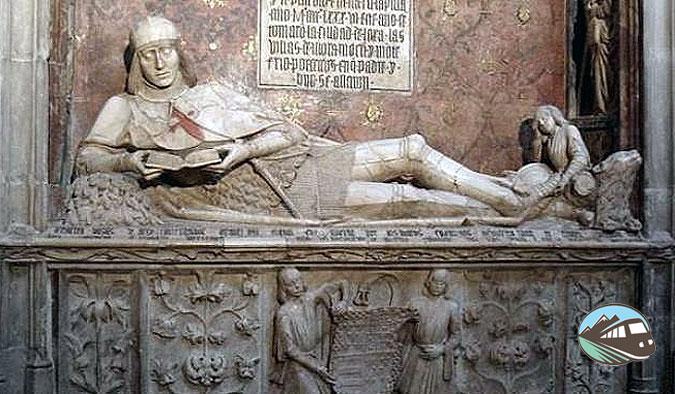 El sepulcro del doncel – Sigüenza