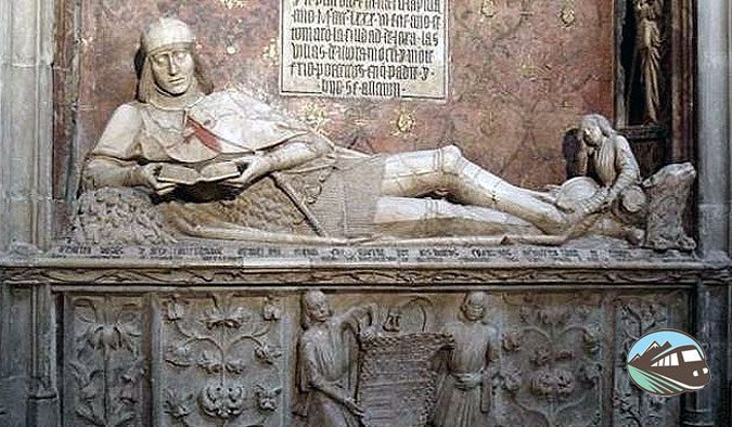 El sepulcro del doncel - Sigüenza