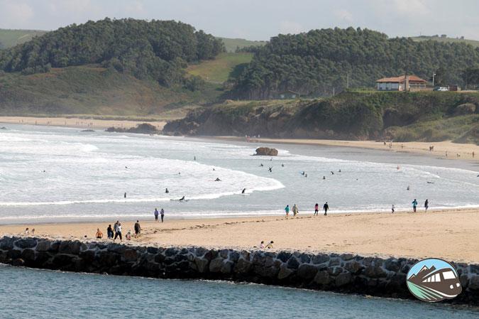 Playas de San Vicente