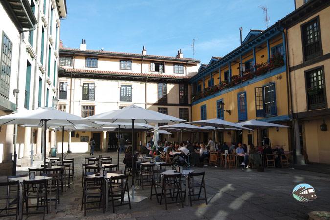 Plaza Fontán