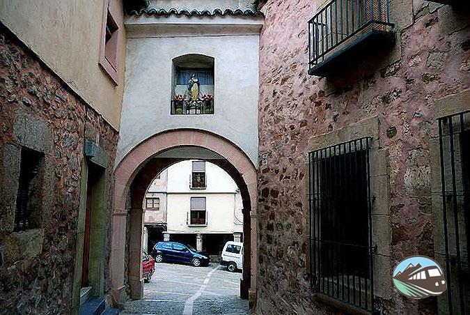 Puerta de Hierro - Sigüenza
