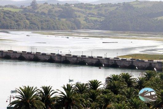 Puente de la Maza San Vicente de la Barquera