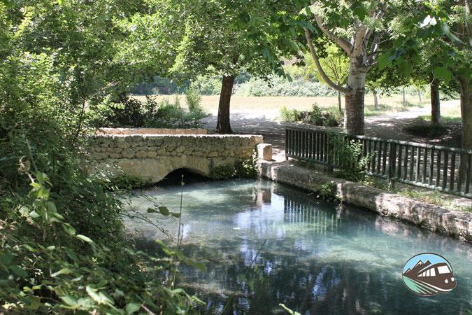 Parque de las Fuentes del Marqués - Caravaca de la Cruz