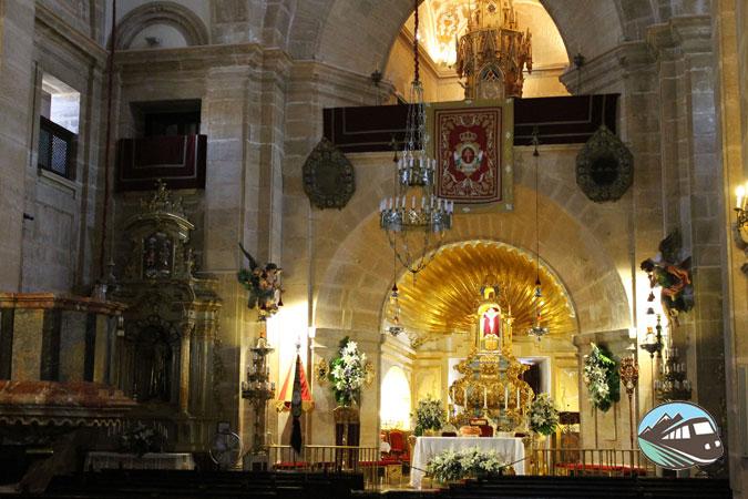 Basílica de la Vera Cruz - Caravaca de la Cruz