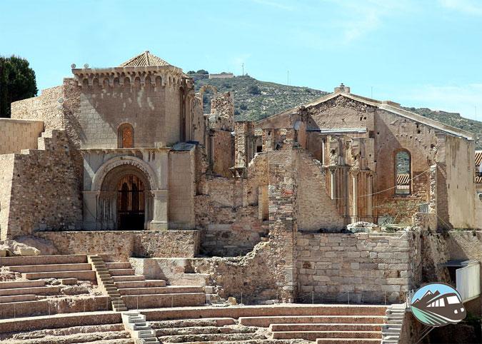 Catedral de Santa María - Cartagena