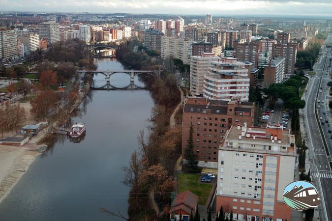 Panorámica de Valladolid