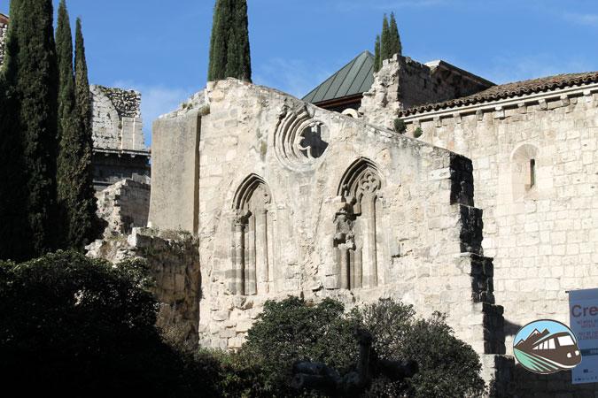 Restos antigua Colegiata - Valladolid