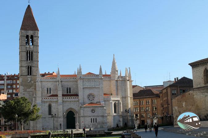 Iglesia de Santa María la Antigua -Valladolid