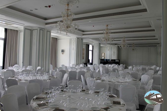 Salones del hotel Palace