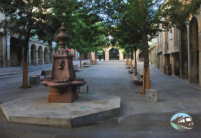Plaza de la Verdura