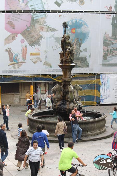 Plaza de Pratería