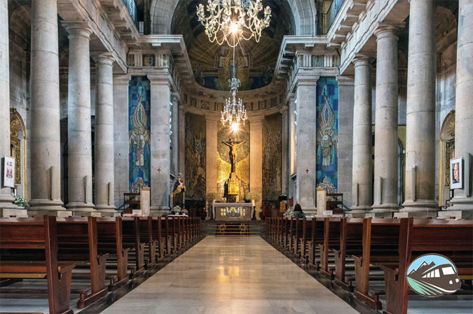 Concatedral de Santa María de Vigo
