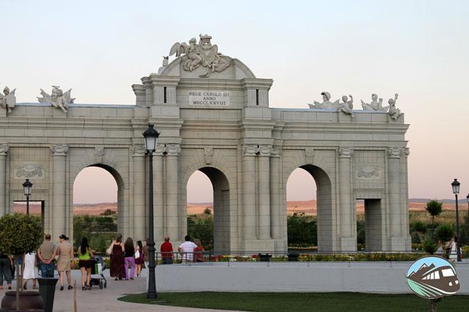 Parque Europa - Madrid