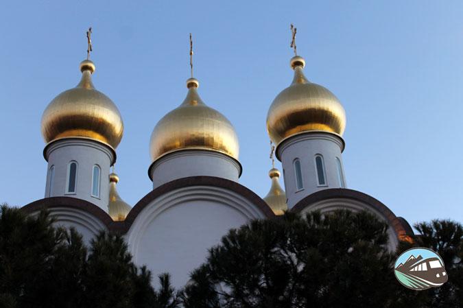 Basílica Rusa - Madrid