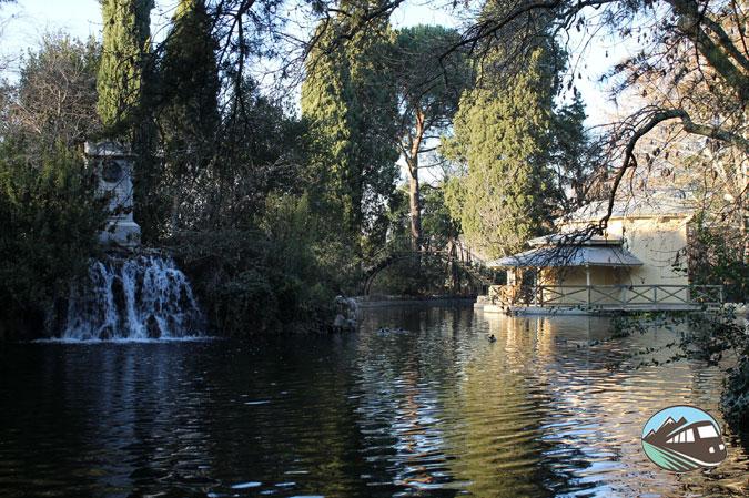 El parque del Capricho - Madrid
