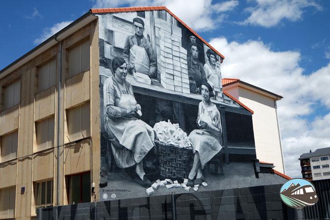 Ruta de Arte Urbano de Astorga