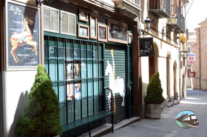 Bar Tío-Vivo – Salamanca