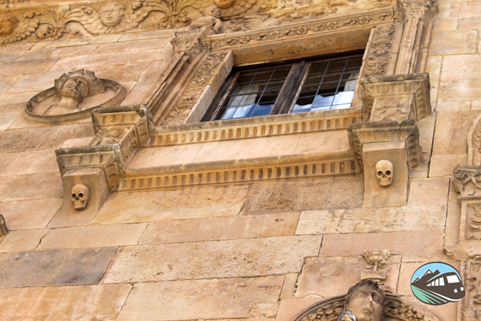 La Casa de las Muertes - Salamanca