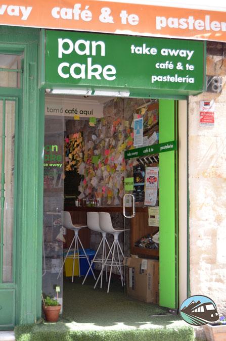 Pancake café & té - Salamanca