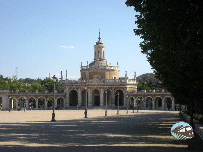 Iglesia de San Antonio - Aranjuez