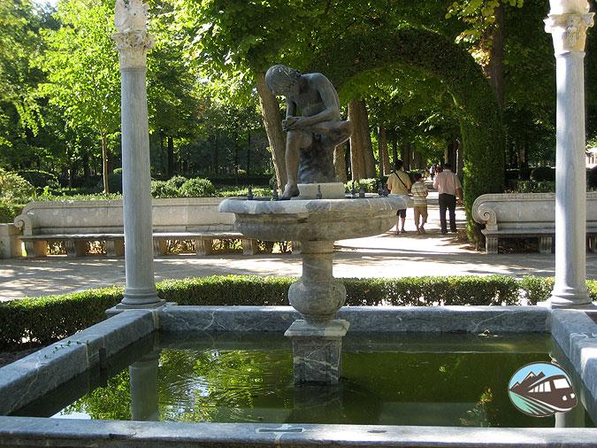 Jardín de la Isla - Aranjuez