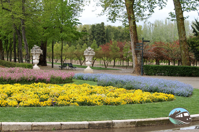Parque de Isabel II - Aranjuez