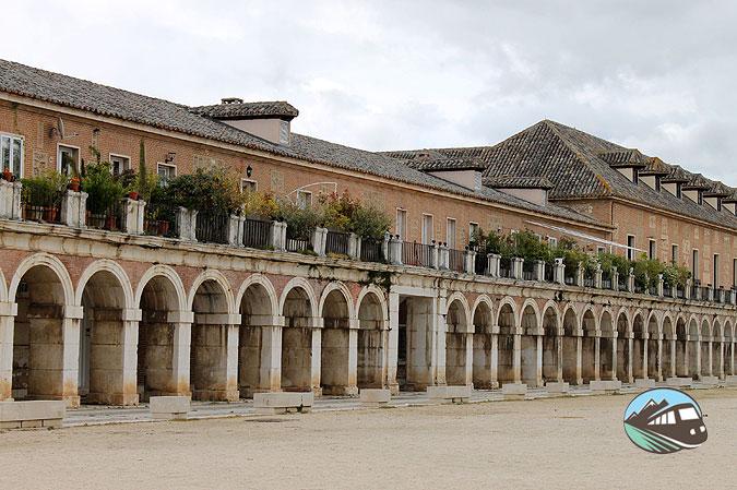 Plaza de Parejas - Aranjuez