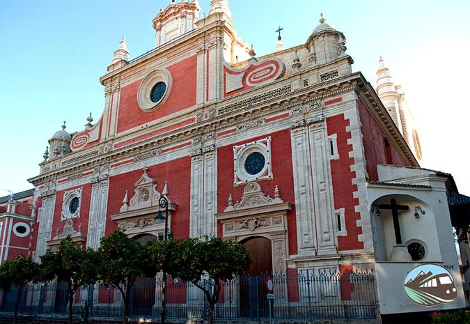 Iglesia del Divino Salvador - Sevilla