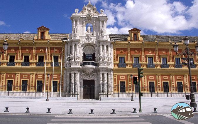 Palacio de San Telmo – Sevilla