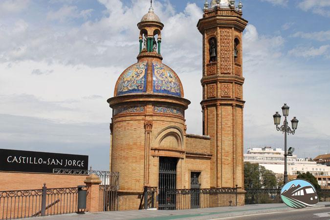 Castillo de San Jorge en Sevilla