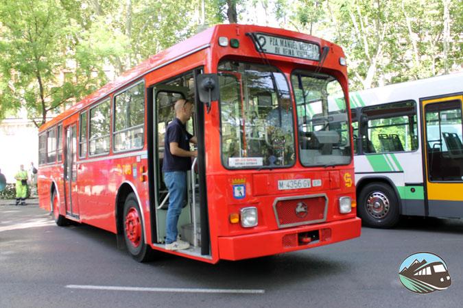Autobus de Madrid
