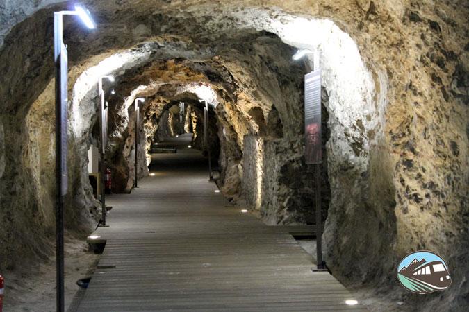 Tuneles de la calle Alfonso VIII - Cuenca