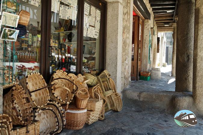 Artesanos de La Alberca