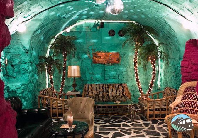 El fabuloso Coconut Bar - Madrid