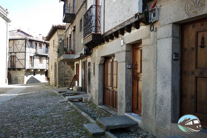 Calles de La Alberca