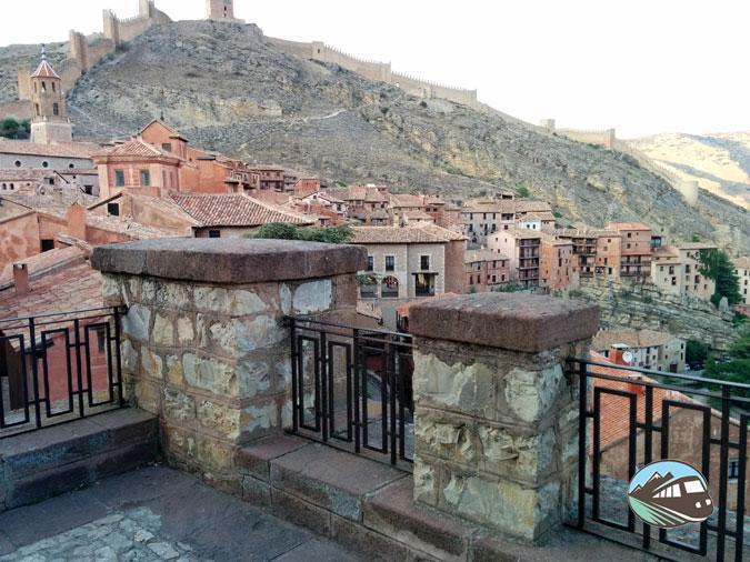 Mirador de la Catedral - Albarracín